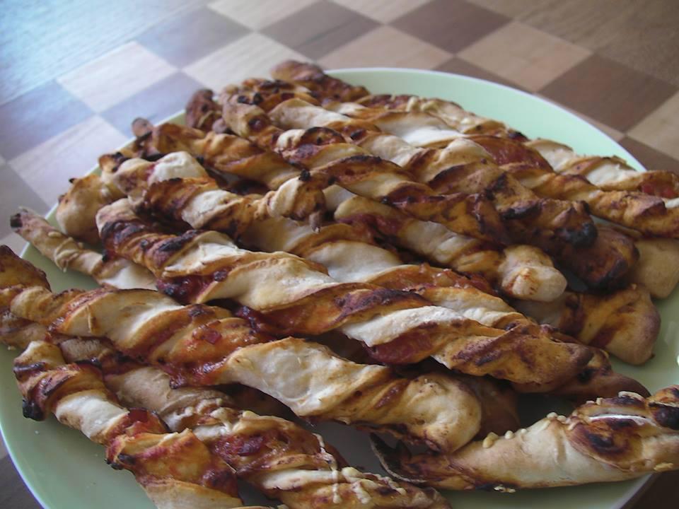Pizzastangen von V. Clemens