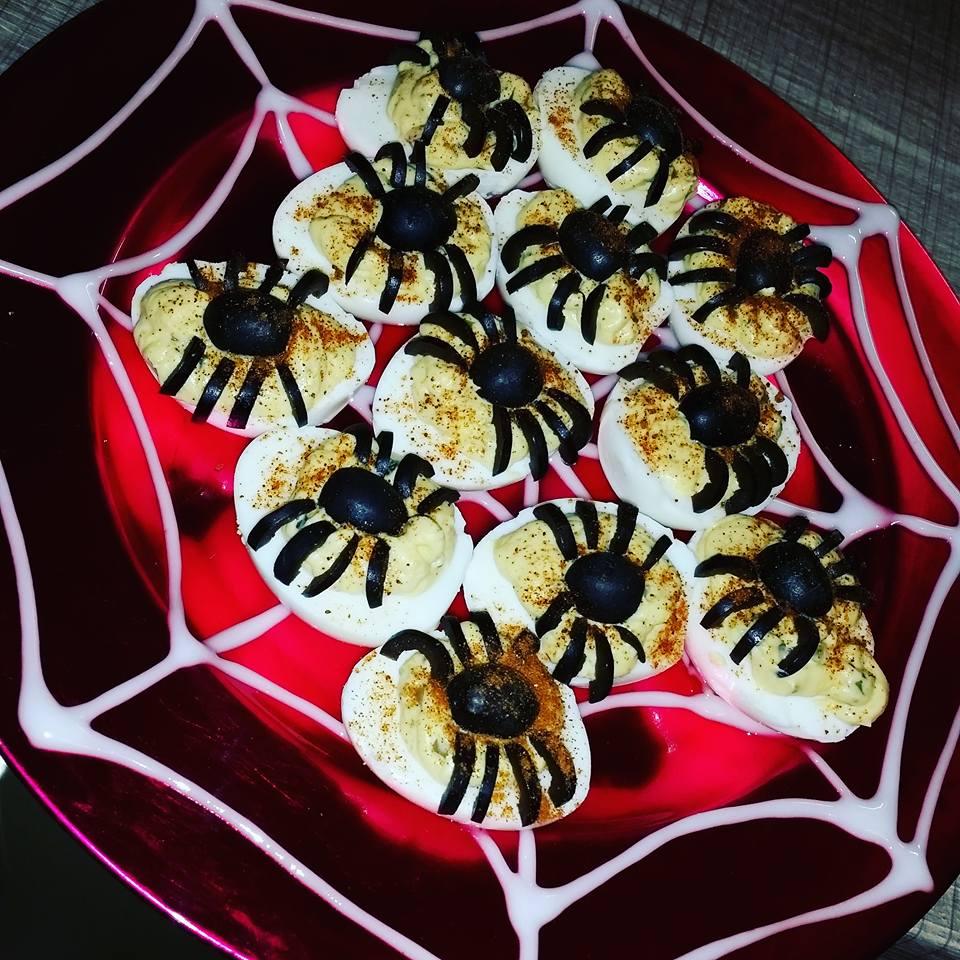 Spinneneier von Jenny E.